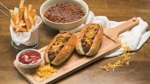 Portillo's Crockpot Chili Cheese Dogs Recipe