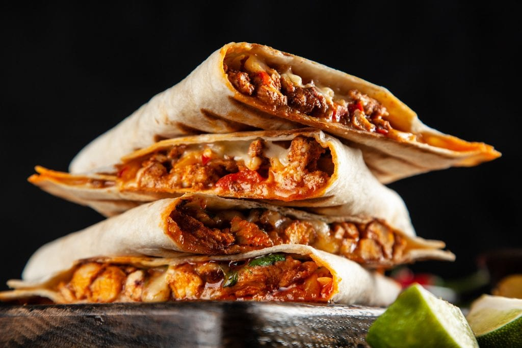 Qdoba Chicken Quesadillas Recipe
