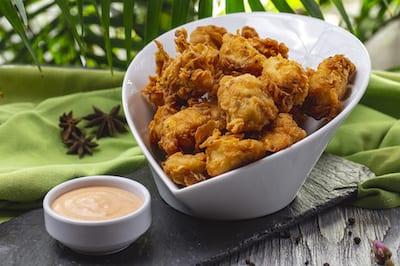 Quick Chicken Chunks Recipe
