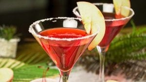 Red Apple Martini Recipe