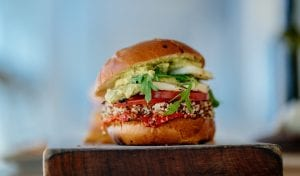 Red Robin's Guacamole Burger Recipe