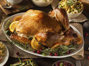 Rosemary-Roasted Turkey Recipe