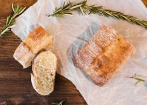 Simple Rosemary-Sage Bread Recipe