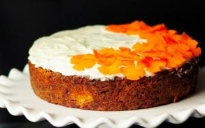 Sugar Free Carrot Cake Recipe