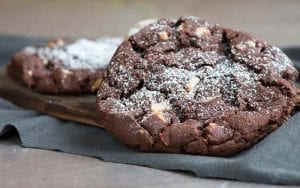Sugar-Free Chocolate Pecan Cookies Recipe