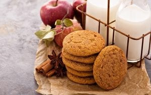 Sugarless Apple Cookies Recipe