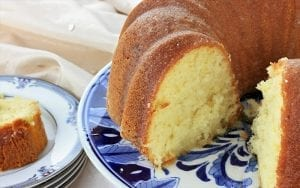 Sugarless Sponge Cake Recipe