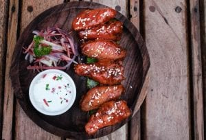 Sweet Chicken Wings Recipe
