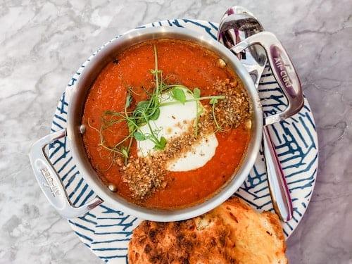 Tomato Tarragon Bisque Recipe