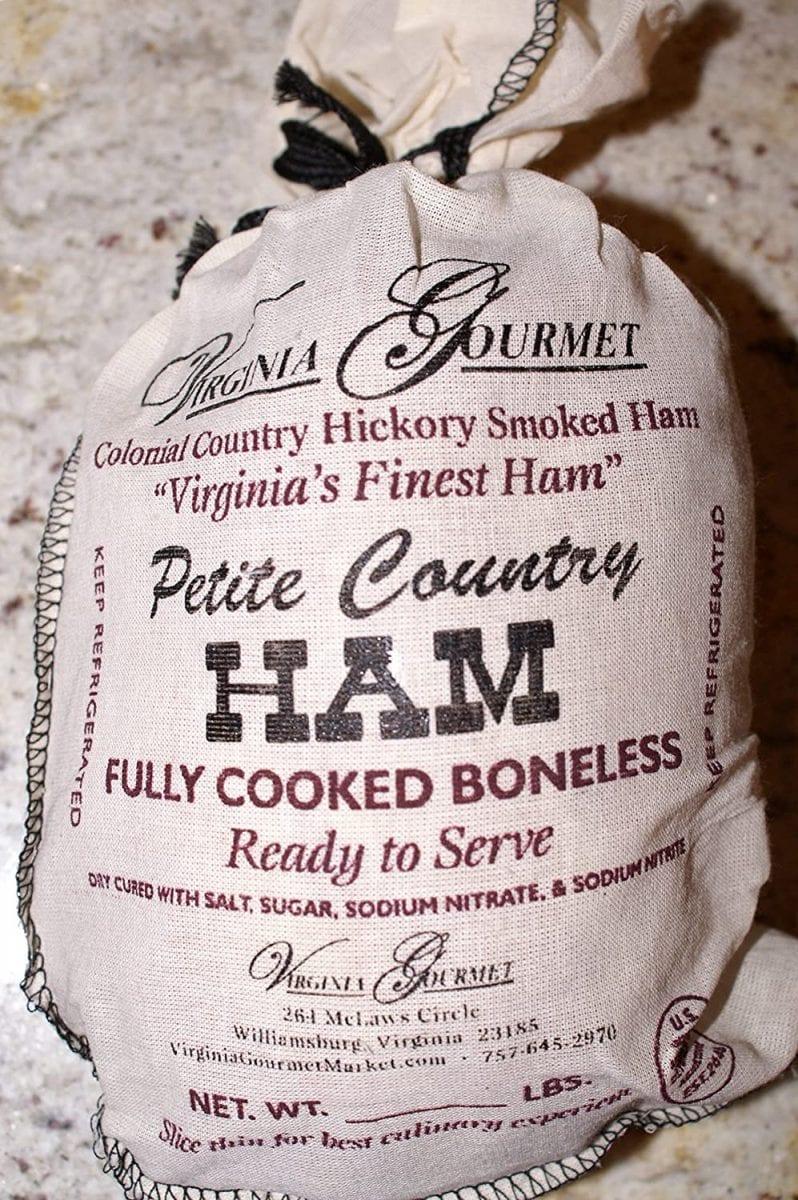 Virginia Colonial Country Ham