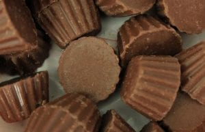 After-Dinner Chocolate Cups Recipe