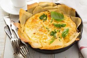 Alabama Breakfast Souffle Recipe
