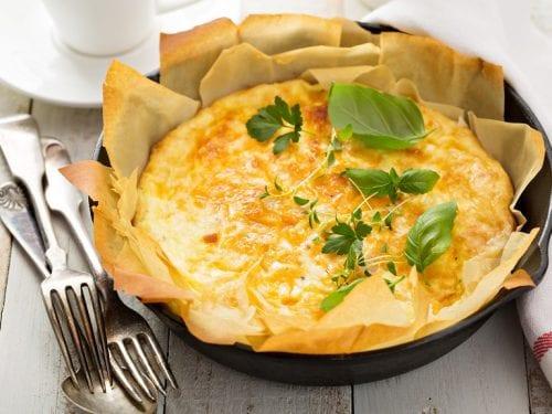 Alabama Breakfast Souffle