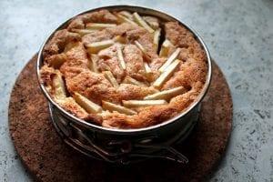 Apple Scrapple Cake Recipe