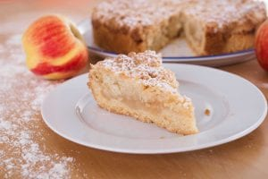 Apple Yogurt Pie Recipe