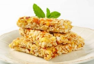 Apricot Oatmeal Bars Recipe