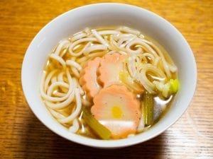Carrot Noodle Soup Recipe