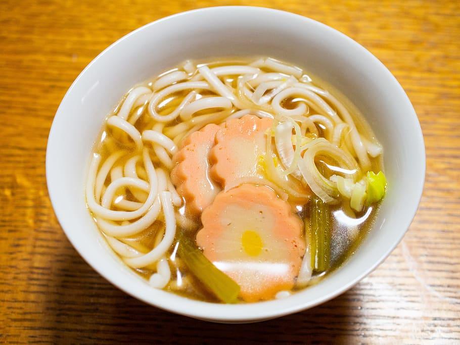 Carrot Noodle Soup Recipe
