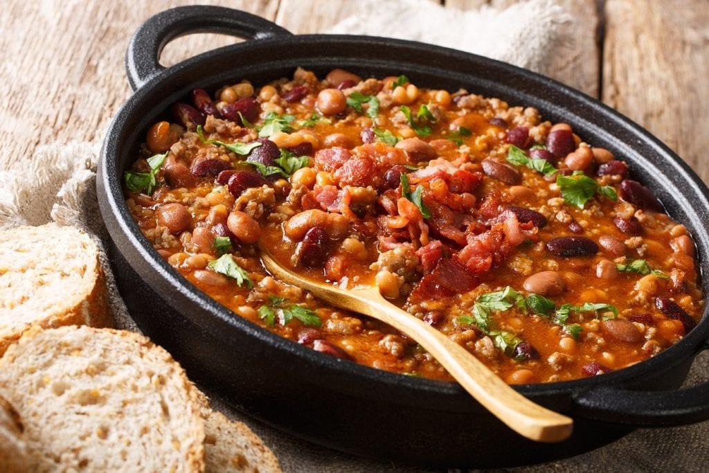 Bacon Baked Beans Recipe