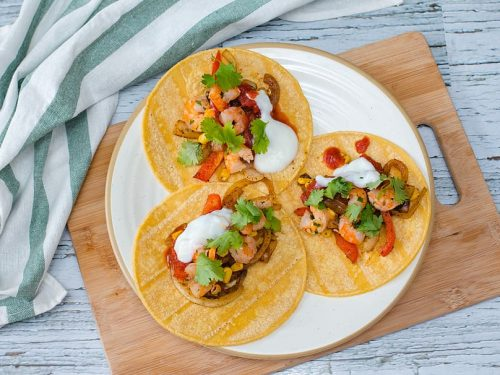 baja fresh copycat original shrimp tacos recipe