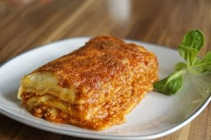 Baked Lasagna On Top Of The Range Recipe