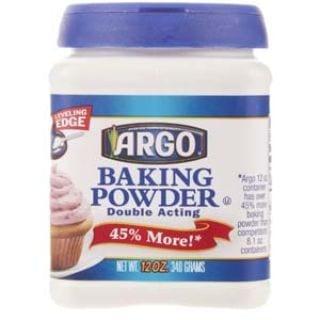 Argo Double Acting Aluminum Free Baking Powder