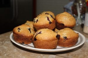 Banana Chocolate Chip Muffins Recipe