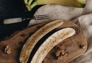 Bananas with Vanilla Rum Sauce Recipe