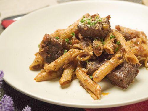 beef-penne-pasta-recipe