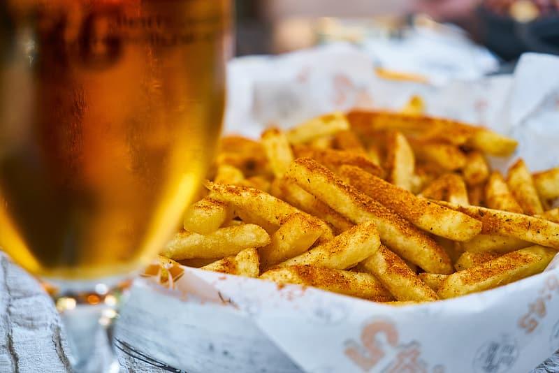 Beer Cheese Fries Recipe