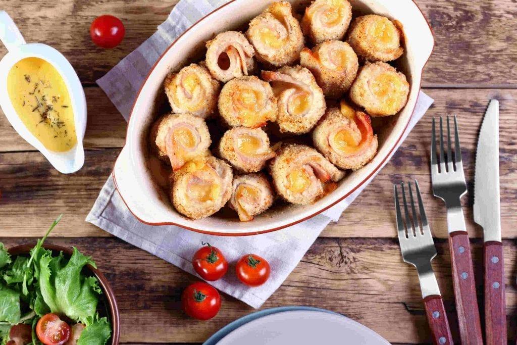 Chicken Cordon Bleu Crock Pot Recipe