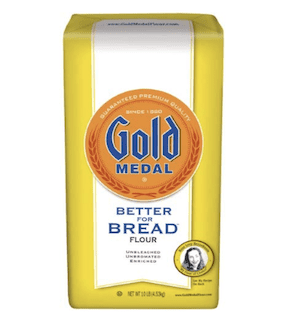 Gold Medal Unbleached Better for Bread Flour