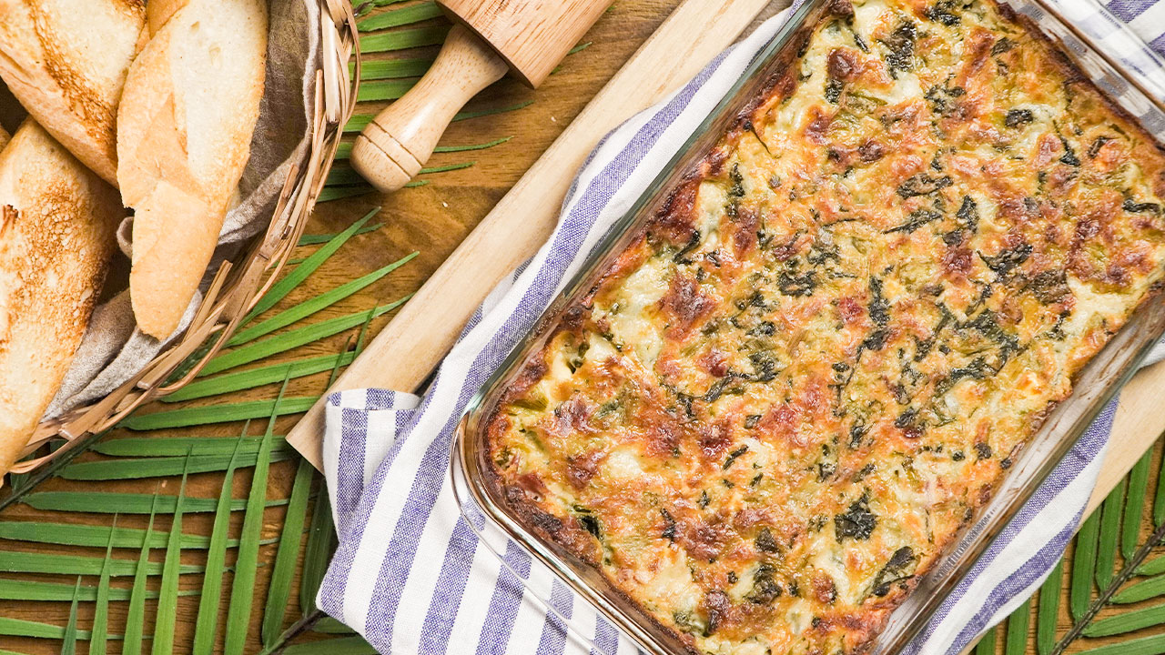 Better-Than Applebee's Spinach and Artichoke Dip Recipe