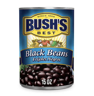 Bush's Best Canned Black Beans