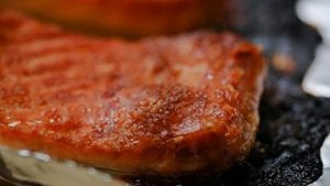 Blackened BBQ Salmon Recipe