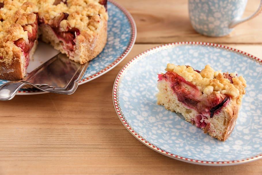 Blueberry Streusel Coffeecake Recipe