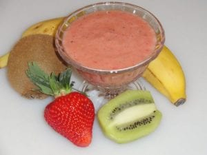 Breakfast Fruit Smoothie Recipe