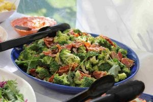 Broccoli and Tortellini Salad Recipe