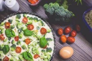 Broccoli & Tomato Casserole Recipe
