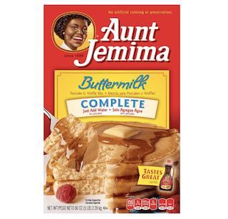 Aunt Jemima Pancake & Waffle Mix, Buttermilk Complete