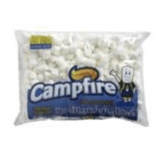 Campfire Mini-Marshmallows