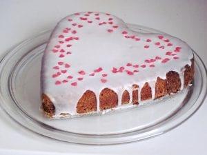 Candy Cane Cake Recipe