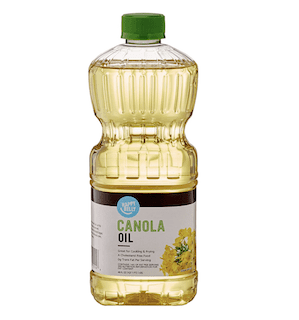 Amazon Brand - Happy Belly Canola Oil