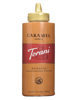 Torani Puremade Caramel Sauce