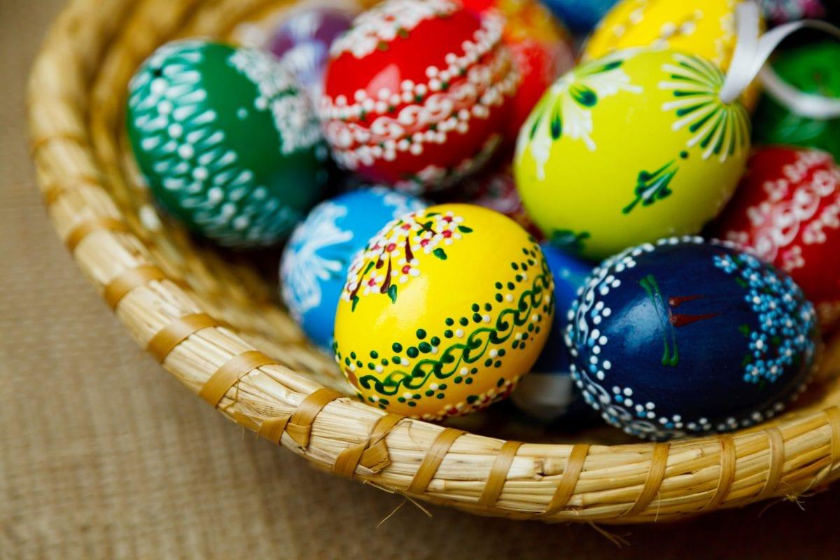 Cherry Nut Easter Eggs Recipe