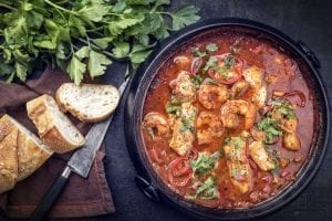 Chicken and Seafood Gumbo Recipe