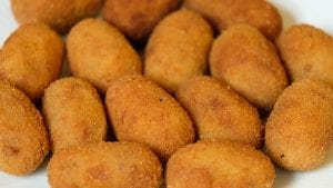 Chicken Croquettes (Mock Chicken Legs) Recipe