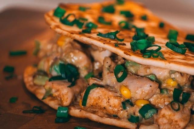 Chicken Gravy Enchilada Casserole Recipe