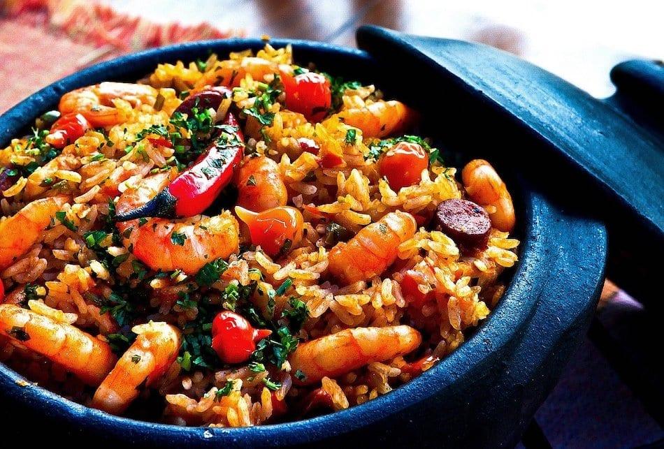 Chicken Jambalaya Recipe