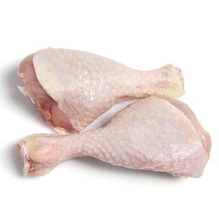 Double Certified Organic Chicken Drumsticks